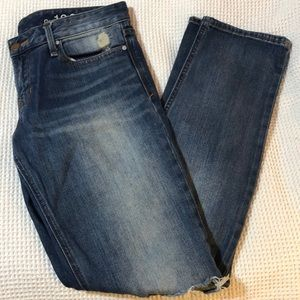 Gap Real Straight 28r Jeans